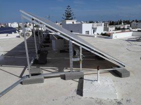 Installation 5KWc à route EL MAHDIA, SFAX
