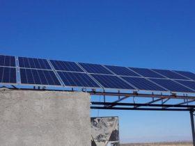Installation photovoltaïque POMPAGE d'une puissance 4.Kwc route SKIRA SFAX TUNISIE Societe SOLIDER 4