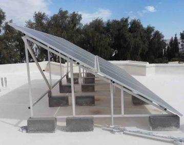 Installation photovoltaïque raccordée au réseau d'une puissance 2.75Kwc MANZEL CHAKER SFAX TUNISIE Societe SOLIDER.jpg