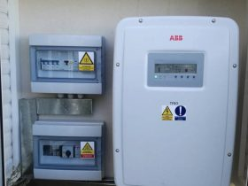 installation photovoltaique raccorsée au reseau 6Kwc à GREMDA KM 8 sfax tunisie societe solider1