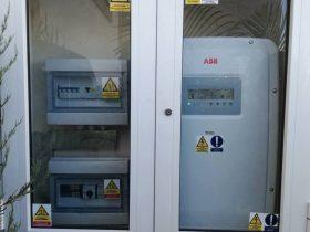 installation photovoltaique raccorsée au reseau 6Kwc à GREMDA KM 8 sfax tunisie societe solider2