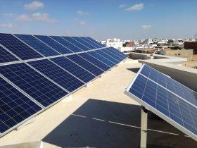 installation photovoltaique raccorsée au reseau 6Kwc à GREMDA KM 8 sfax tunisie societe solider5