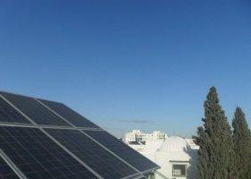 nstallation photovoltaïque d'une puissance 8.5.Kwc SOKRA SFAX TUNISIE Societe SOLIDER 3
